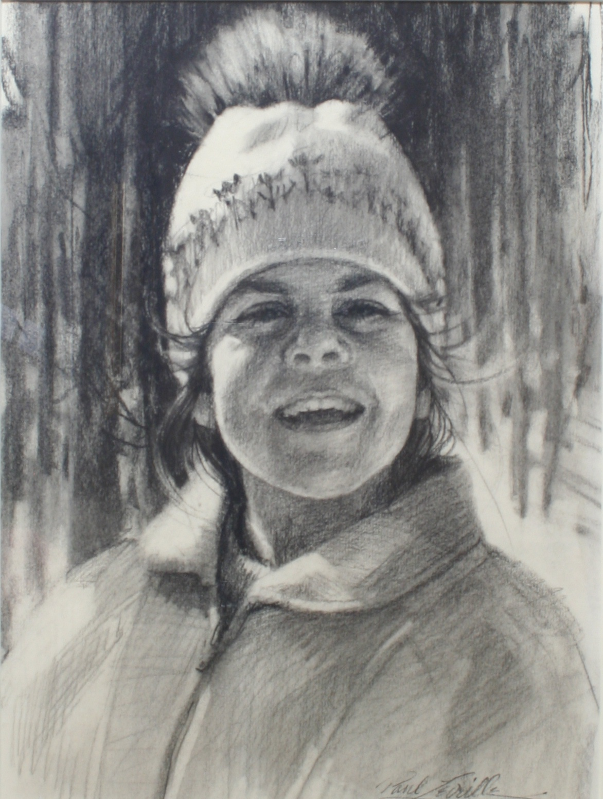 Beth Formal Charcoal