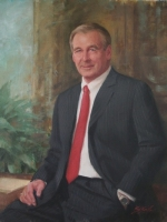 Chuck Shivery   32×27 Formal  oil
